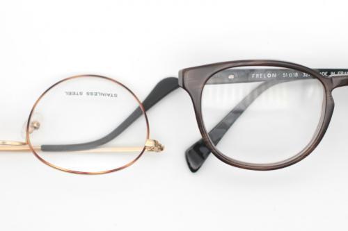 Choisir ma nouvelle monture de lunettes : En quelle matière ?
