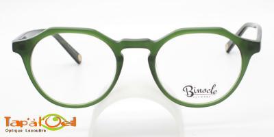 Binocle Eyewear - Antares couleur #3 - La forme ronde pour homme