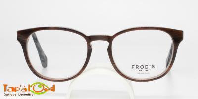 Frod's lunetterie Frelon coloris 327 - Monture acétate de fabrication française