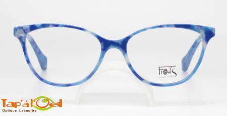 Frod's lunetterie FR0308 coloris 019 - Monture acétate de fabrication française