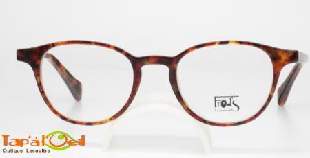 Frod's lunetterie FR0619 coloris 015 - Monture acétate de fabrication française