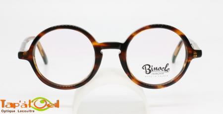 Muscadet - Des lunettes de vue de forme ronde et mixte, fabriquées à Nantes