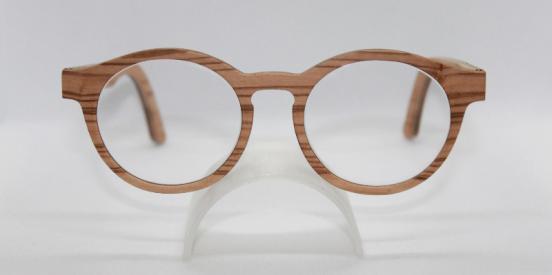 Agave - Des lunettes en bois, fabriquées à proximité de Nantes