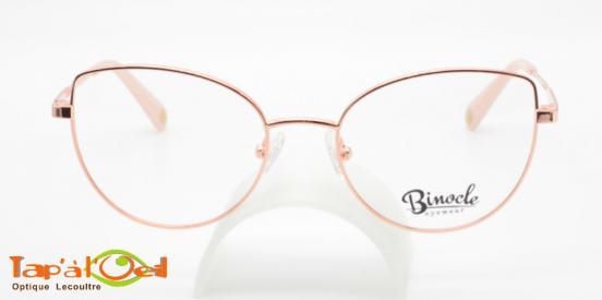 Binocle Eyewear - Myia couleurs 2 - La forme oeil de chat pour femme