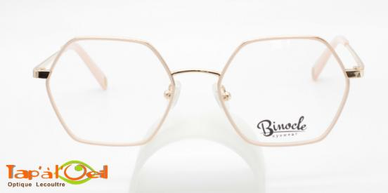 Binocle Eyewear - Vega couleur #3 - La forme héxagonale pour femme