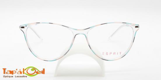Esprit 17121 colori 563 - Monture femme chic et discrète papillonante