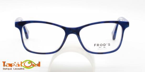 Frod's lunetterie FR0313 coloris 022 - Monture acétate fabriquée en France