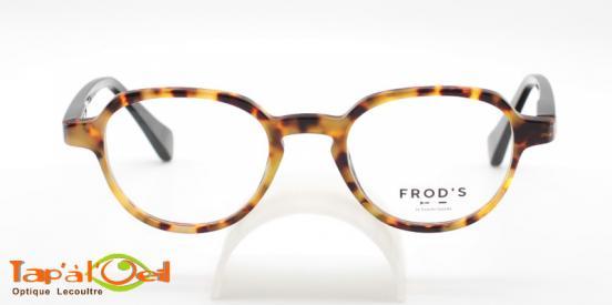 Frod's lunetterie FR0614 coloris 021-1 - Monture acétate fabriquée en France