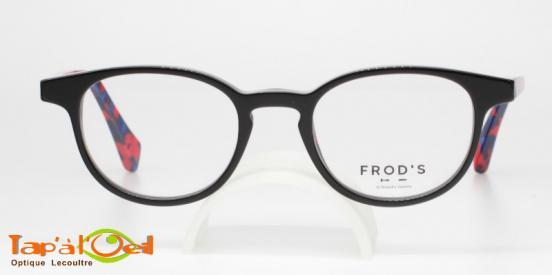 Frod's lunetterie FR0607, 2 couleurs - Monture acétate de fabrication française