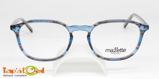 Mazette lunettes, modèle barbichette colori C3 - Monture acétate