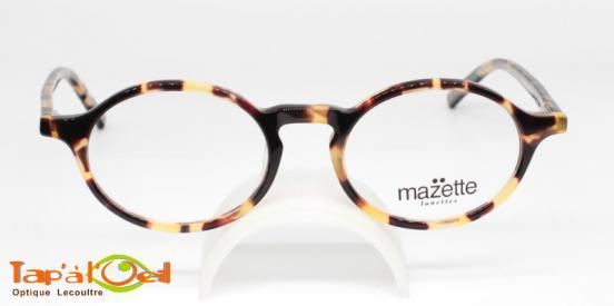 Mazette lunettes, modèle Camionnette colori C2 - Monture acétate