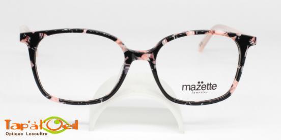 Mazette lunettes, modèle Coquette colori C1 - Monture acétate