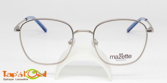 Mazette lunettes, modèle Vedette colori C23 - Monture métal