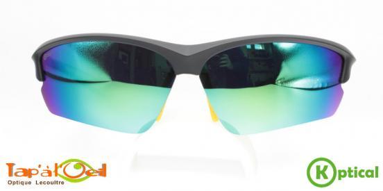 Nova Sport, NV9218 F01, vos nouvelles lunettes de sport galbée à la vue !
