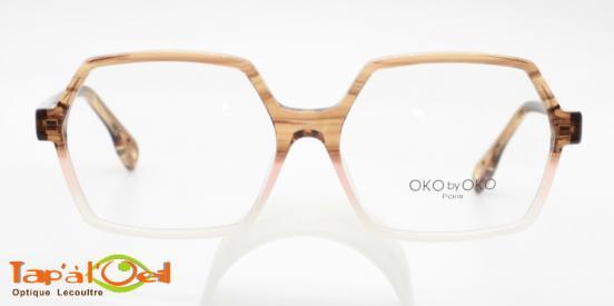 La Piu23 par Oko by Oko - Beau modèle hexagonale oversize pour femme